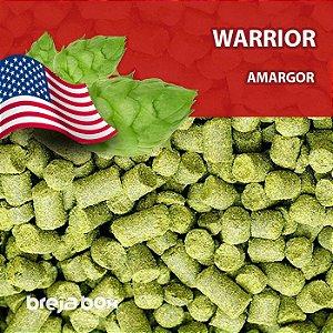 Lúpulo Warrior - 50g em pellet | Breja Box