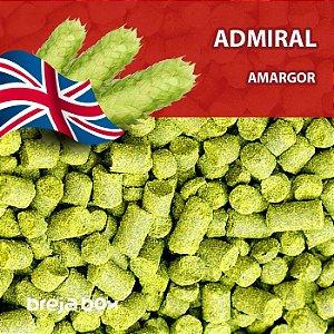 Lúpulo Admiral 50g em pellet - Breja Box