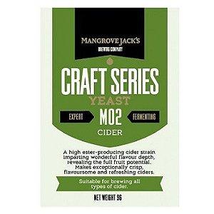 Fermento M02 Cider - Mangrove Jack's Breja Box