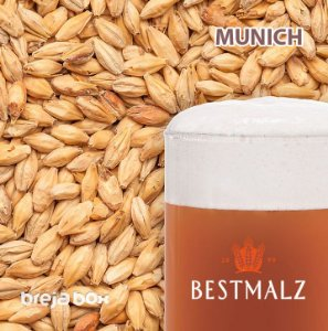 Malte Munich Best Malz | 15 EBC Breja Box