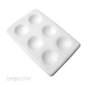 Placa de toque com 6 cavidades Breja Box