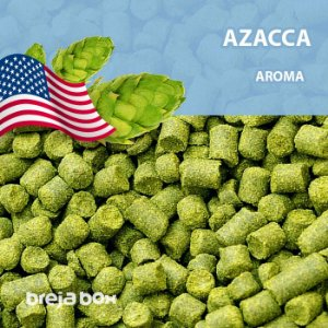Lúpulo Azacca - 50g em pellet