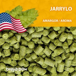 Lúpulo Jarrylo - 50g em pellet