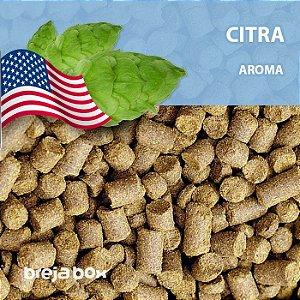 Lúpulo Citra - 1 kilo em pellet