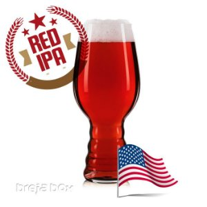 Red IPA kit receita - Breja Box