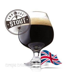 Russian Imperial Stout - kit receita - Breja Box