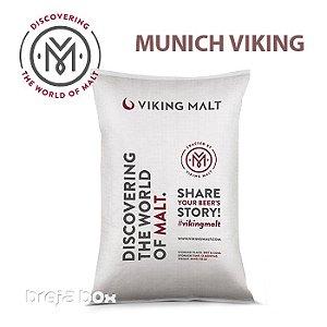Saca de Malte Munich Viking Malt 25Kg| 15 EBC - Breja Box