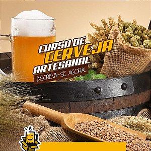 Curso Básico de Cerveja Artesanal TATUAPÉ - Breja Box
