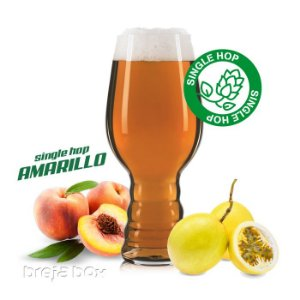 IPA Single Amarillo kit receita - Breja Box