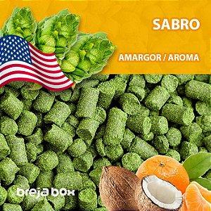 Lúpulo Sabro - 50g em pellet