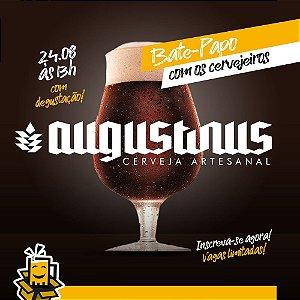 Cervejaria Augustinus - Workshop com degustação 24/08