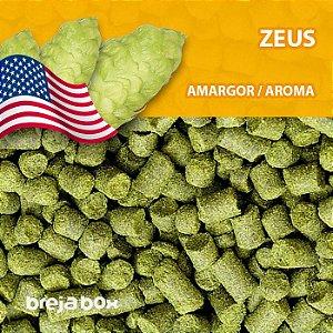Lúpulo Zeus - 50g em pellet