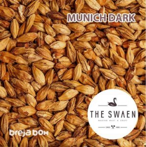 Malte Munich Dark The Swaen | 15-25 EBC Breja Box