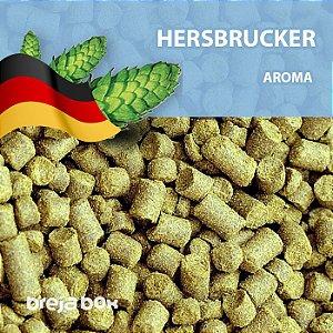 Lúpulo Hersbrucker - 50g em pellet