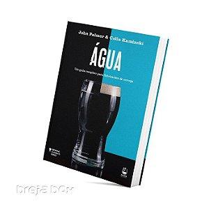 Livro Água (John Palmer e Colin Kaminski) Breja Box