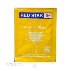 Fermento Premier Blanc - Red Star Breja Box