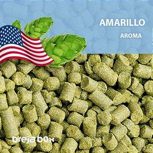Lúpulo Amarillo - 1 kilo em pellet