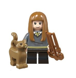 Boneco Compatível Lego Susana Bones - Harry Potter (Edição Especial)