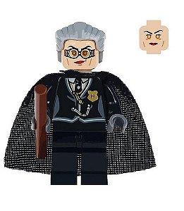 Boneco Compatível Lego Madame Hooch - Harry Potter