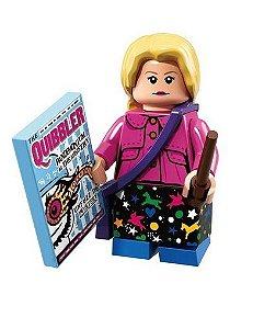 Boneco Compatível Lego Luna Lovegood - Harry Potter