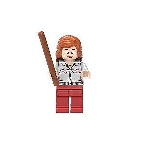 Boneco Compatível Lego Hermione - Harry Potter
