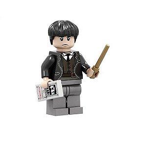Boneco Compatível Lego Credence - Harry Potter