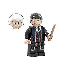 Boneco Compatível Lego Percival Graves - Gellert Grindelwald - Harry Potter
