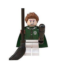 Boneco Compatível Lego Lucian Bole - Harry Potter