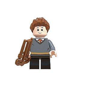 Boneco Compatível Lego Seamus Finnigan - Harry Potter