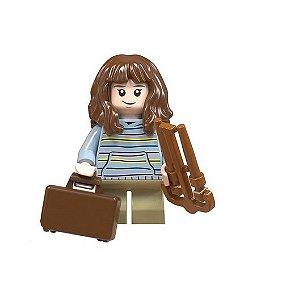 Boneco Compatível Lego Hermione Granger - Harry Potter (Edição Especial)