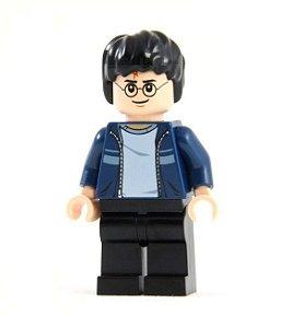 Boneco Compatível Lego Harry Potter - Harry Potter