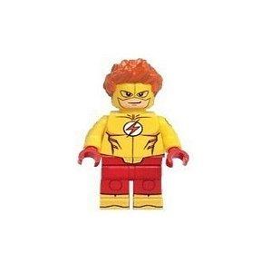 Boneco Compatível Lego Kid Flash - Dc Comics