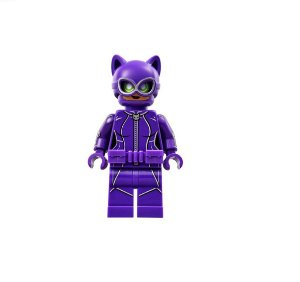 Boneco Compatível Lego Mulher Gato - Dc Comics