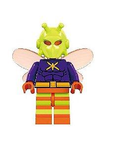Boneco Compatível Lego Mariposa - Dc Comics