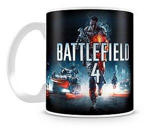 Caneca Porcelana Battlefield 4