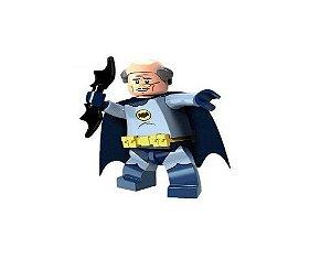 Boneco Compatível Lego Alfred - Dc Comics (Edição Especial)