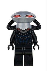 Boneco Compatível Lego Arraia Negra - Dc Comics
