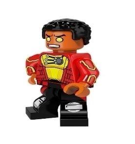 Boneco Compatível Lego Nuclear - Dc Comics