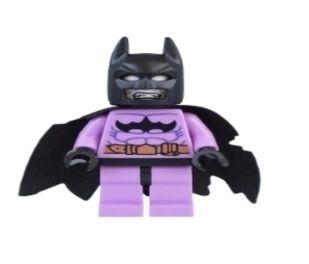 Boneco Compatível Lego Batzarro - Dc Comics (Edição Especial)