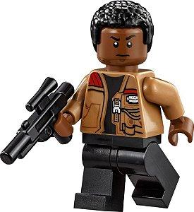 Boneco Finn Star Wars Lego Compatível