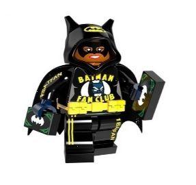 Boneco Compatível Lego Barbara Gordon Fã Clube - Dc Comics