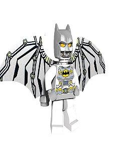 Boneco Compatível Lego Batman do Espaço - Dc Comics (Edição Deluxe)