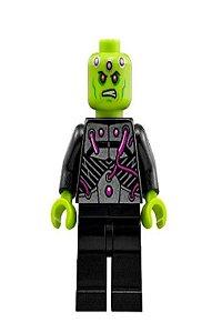 Boneco Compatível Lego Brainiac - Dc Comics