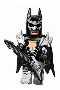 Boneco Compatível Lego Batman Metaleiro - Dc Comics (Edição Deluxe)