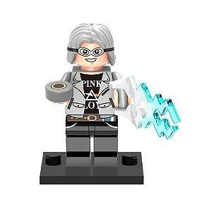 Boneco Mercúrio Lego Compatível - Marvel X-men