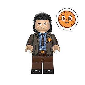 Boneco Série Loki Lego Compatível - Marvel (Edição Especial AVT)