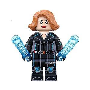 Boneco Viúva Negra Lego Compatível - Marvel