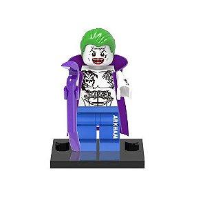 Boneco Coringa Lego Compatível - Dc Comics (Edição Especial)