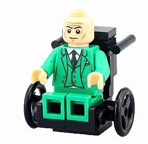 Mini Figura Compatível Lego Professor Xavier - X-men