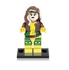 Boneco Vampira Lego Compatível - Marvel X-Men